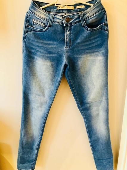 Calça Jeans Jegging