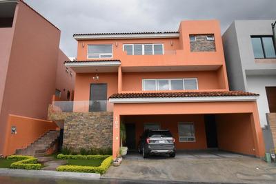 Casa En Renta En Los Azulejos - Sierra Alta - Zona Sur Y Carretera Nacional (aah)
