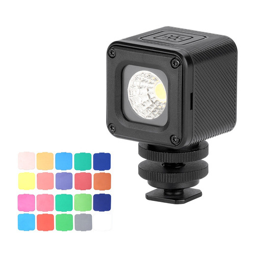 Ulanzi L1 Pro Versátil Impermeável Dimmable Mini Led Luz De