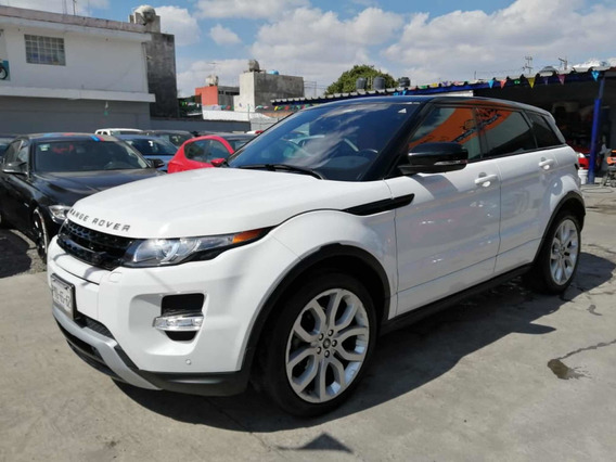Land Rover Evoque 2.0 Dynamique At 2013