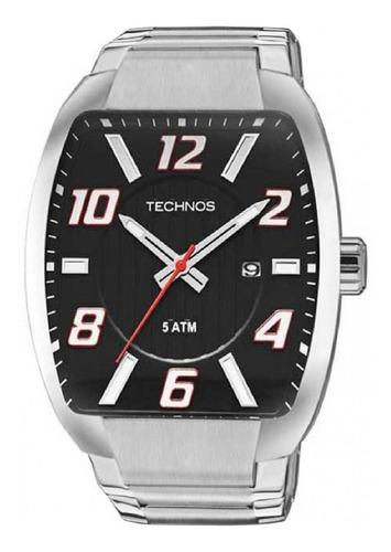 Relógio Masculino Technos Racer Analógico Original Nf