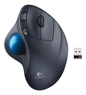 Mouse Inalambrico Logitech Trackball M570 Omm