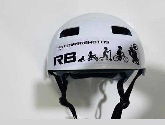 Capacete De Moto De Manobra Radicais
