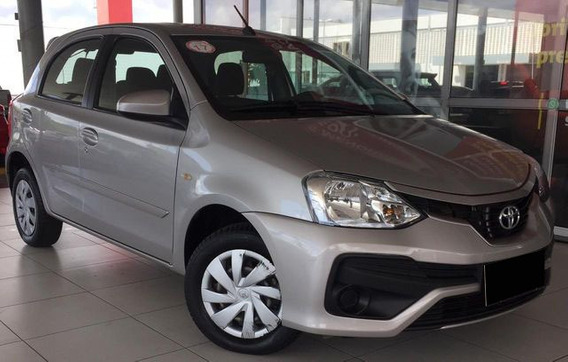 Toyota Etios Hatch 1.5 Ready ! Aut.