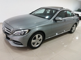 Mercedes-benz C 200 2.0 Avantgarde Turbo 2015 Blindada N3a
