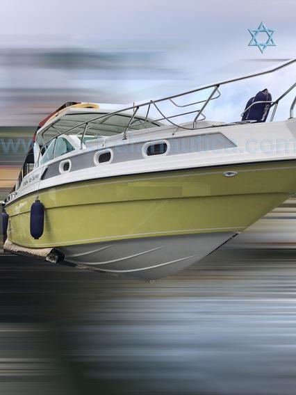 Lancha Cobra Capri 32 Hard Top Iate Barco N Azimut Ferretti