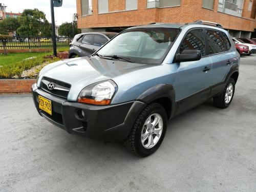 Hyundai Tucson 2009 2.0 Gl Crdi 4x4
