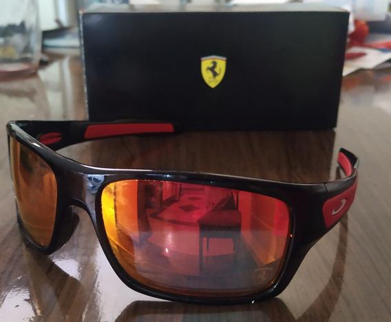 Óculos Oakley Turbine Ferrari Edition