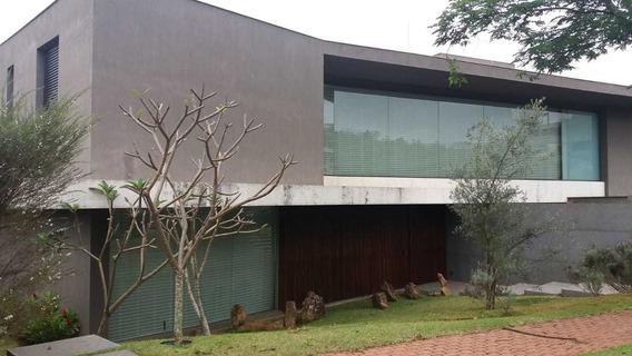 Casa Em Condomínio Com 7 Quartos Para Comprar No Belvedere Em Belo Horizonte/mg - 3953