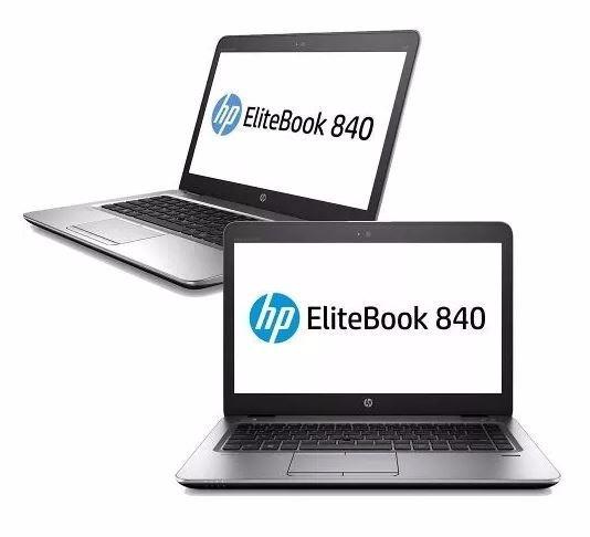 Notebook Hp 840 G1 Processador Core I5, Win10, 4gb, 500gb