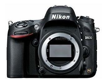 Câmera Nikon D600 Full Frame
