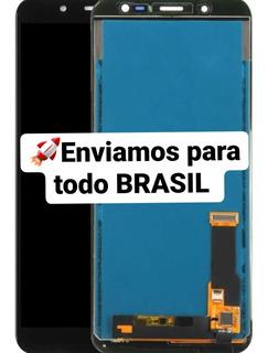 Frontal Display Touch J6 Sm- J600/ds Com Regulagem De Brilh