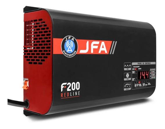 Fonte Automotiva 200a 2250 W Jfa Red Line