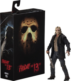 Neca Ultimate Friday The 13th Jason Voorhees 2009 Remake