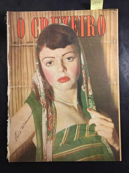 O Cruzeiro N°02 - Clarice Lispector 29/10/1949
