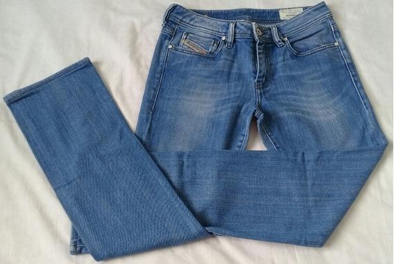 Calça Jeans Feminina Diesil Ronhy Original