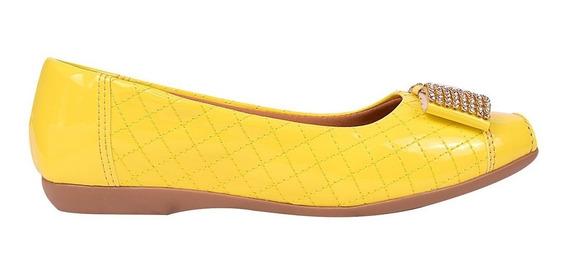 Sapatilha Sapato Feminina Chiquiteira Chiqui/54151