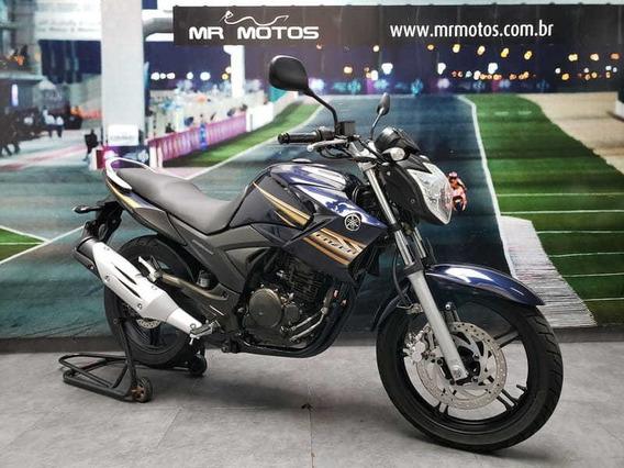 Yamaha Fazer 250 Blueflex 2013/2014