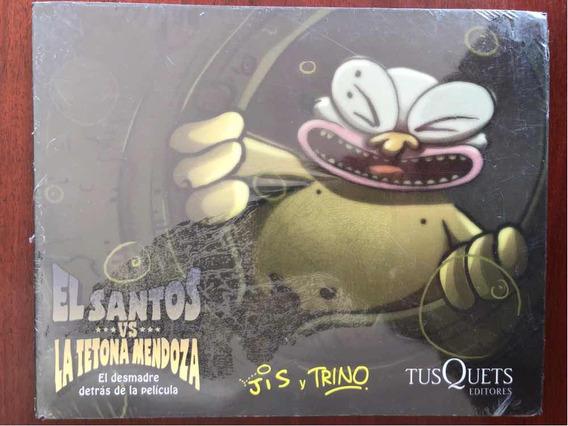 El Santos Vs La Tetona Mendoza. El Desmadre... Jis Y Trino.