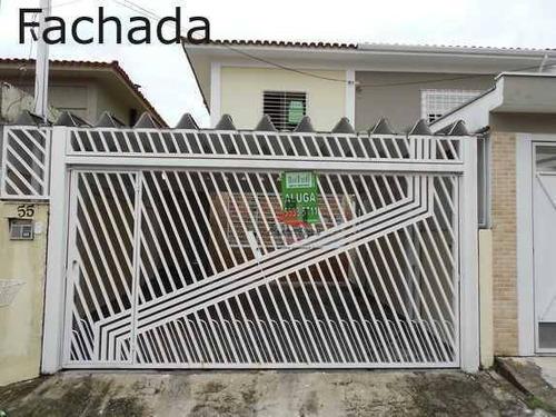 Sobrado Com 3 Dormitórios À Venda, 140 M² Por R$ 800.000,00 - Brooklin Paulista - São Paulo/sp - So0016