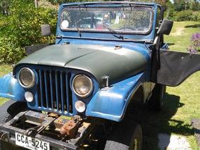 Jeep Cj5 Urgente Liquido Muy Bien Mecanica