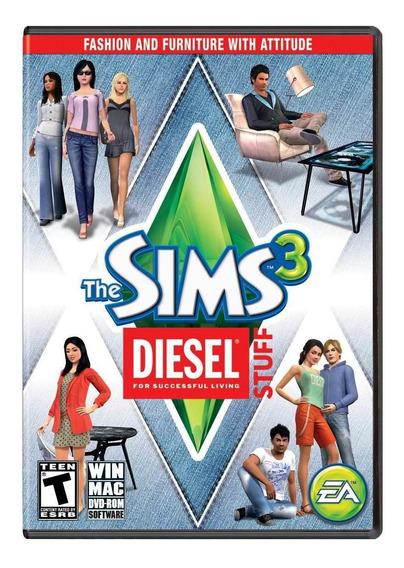 The Sims 3 Diesel Pc Game Original Lacrado
