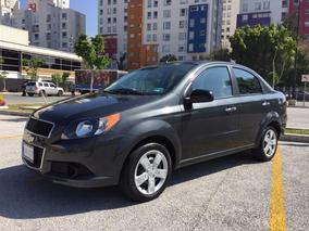 Chevrolet Aveo Lt 2017 Factura Original De Agencia Nuevo