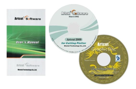Artcut 2009 - Soft De Corte-entrega Inmediata Manual Español