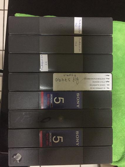 Fita Cassete Betacam Sony -10 Cada-