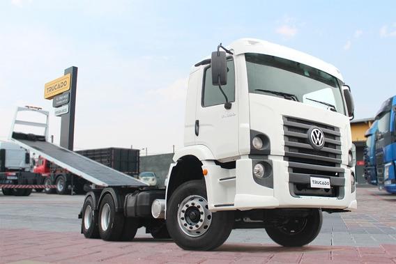 Vw 31330 6x4 13 Chassi = Volks Cargo Mb Mercedes Traçado