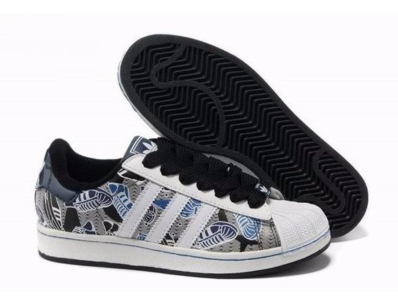 Tênis adidas Superstar Foundation Original Shoes Esporte