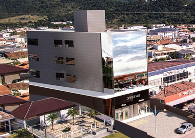 Sala Em Ingleses Do Rio Vermelho, Florianópolis/sc De 30m² À Venda Por R$ 205.000,00 - Sa260175