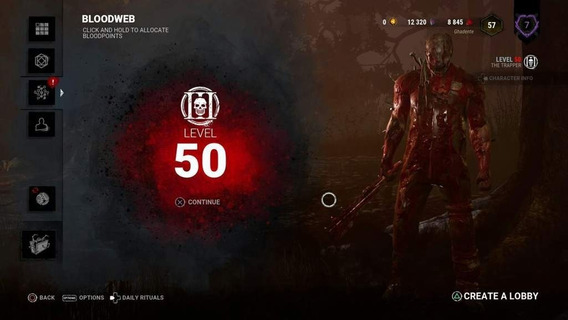 Dead By Daylight Unlock All Mod Level Maximo Todos Perks