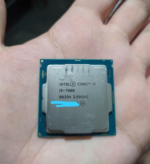Processador Intel 7ª Geração - I5 7600