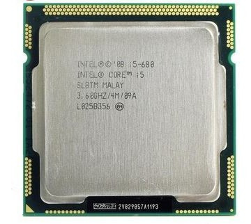 Proc Desk Intel 1156 Core I5-680 3.60ghz Oem