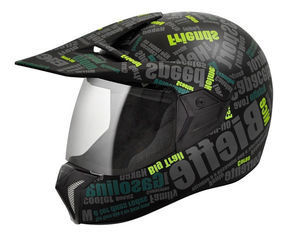 Capacete De Moto Bieffe 3 Sport Varios Modelos Promoção