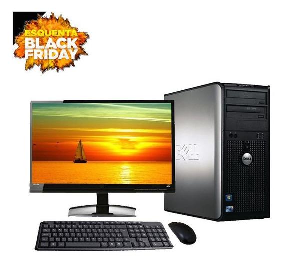 Computador Dell 780 Intel Core 2 Duo E8400 4gb Hd 320gb