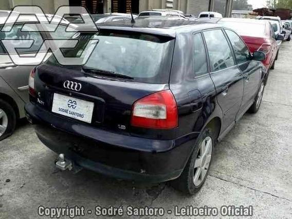 Engate Reboque Audi A3 2001 A 2006
