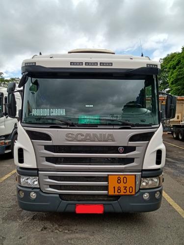 Scania P-360 6x2 2015/15 Único Dono