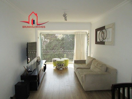Apartamento A Venda No Bairro Vila Progredior Em São Paulo - 2585-1