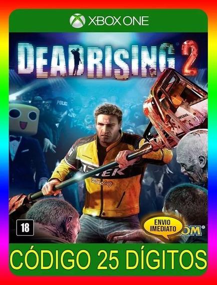Dead Rising 2 Xbox One - Envio Rápido. (25 Digitos)