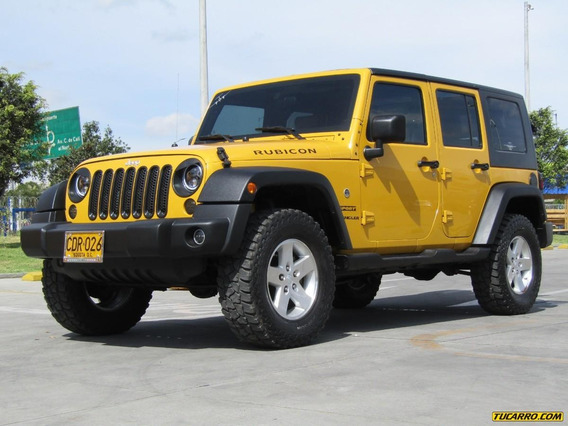 Jeep Wrangler Rubicon Mt 3800 Aa 4x4 Ab Abs