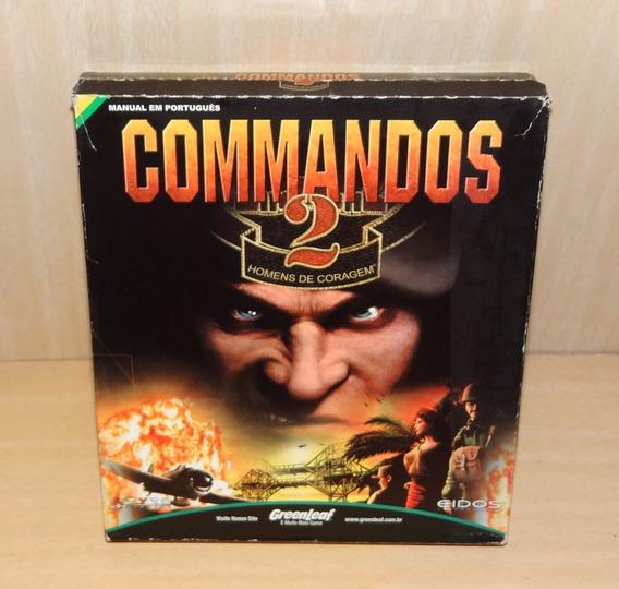 Commandos 2 - Homens De Coragem / Men Of Courage - Pc