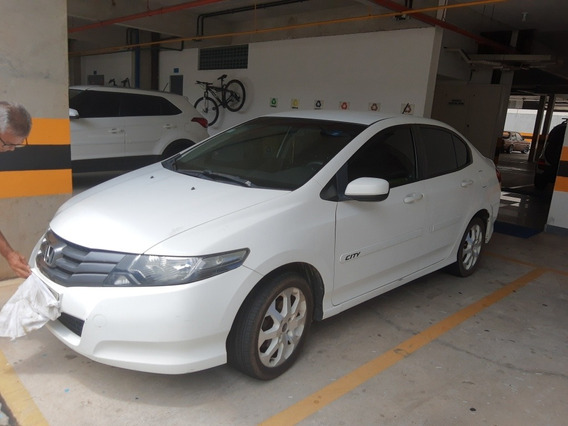 Honda City 1.5 Lx Flex 4p 2012