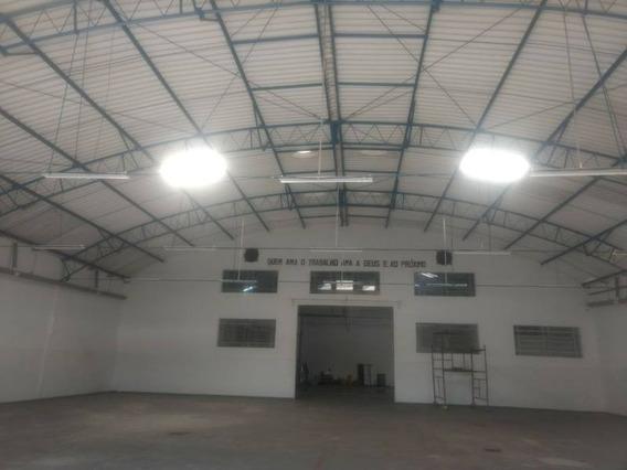 Galpão Para Locação No Bairro Vila América, 800 Metros - 8818