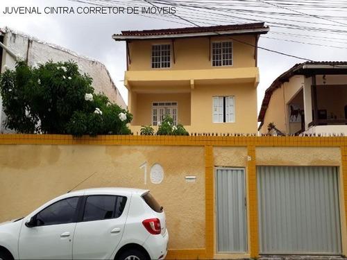 Casa À Venda 4/4, Loteamento Dona Rosa, 385m², R$ 500.000,00 Financia!!! - J073 - 2794064
