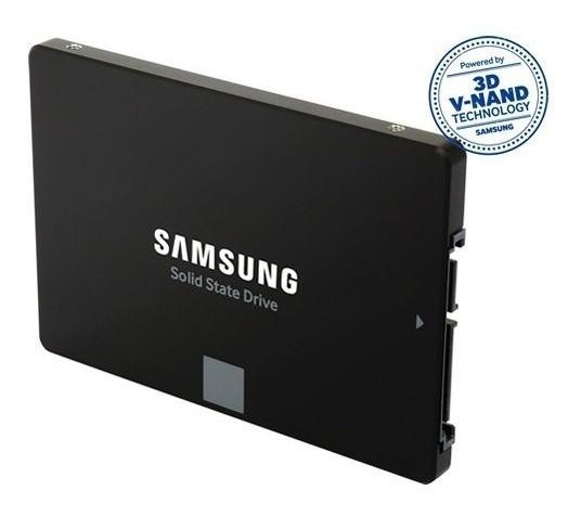 Hd Ssd Samsung 850 Evo Series 1tb Sata 3 6gb/s - 3d V-nand