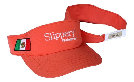 Visera Pesca Waterproof Slippery®