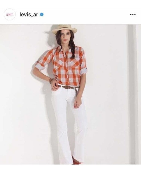 Camisa Levis Mujer.