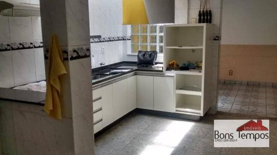 Casa Com 3 Dormitórios Para Alugar, 110 M² Por R$ 2.200,00/mês - Parque Guarani - São Paulo/sp - Ca0358